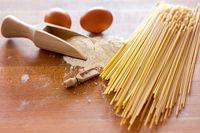 Penyuka Pasta, Spaghetti Masak Telur Ini Enak Buat Sarapan