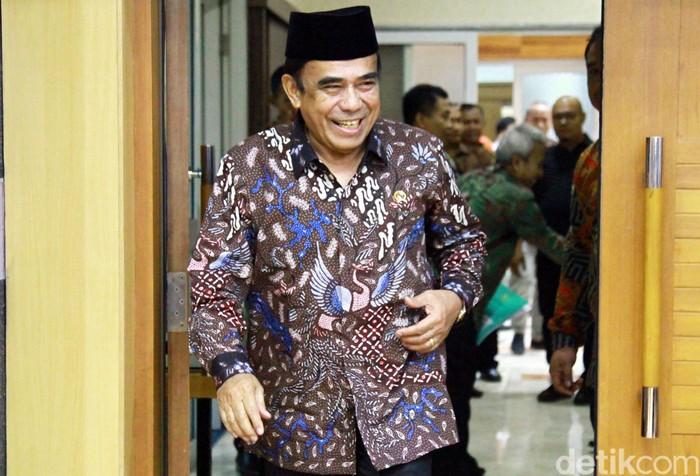 Fachrul Razi (Lamhot Aritonang/detikcom)