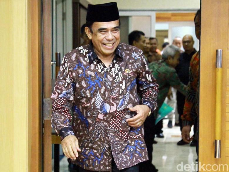 Tito Soroti AD/ART Khilafah Islamiyah FPI, Menag: Beda dengan HTI