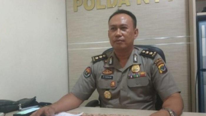 Kabid Humas Polda NTT AKBP Johannes Bangun (Antara Foto)