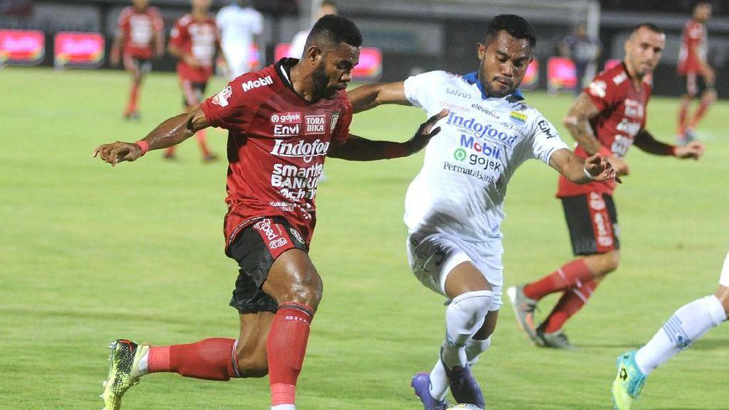 Sengit! Bali United Kandaskan Persib Bandung 3-2