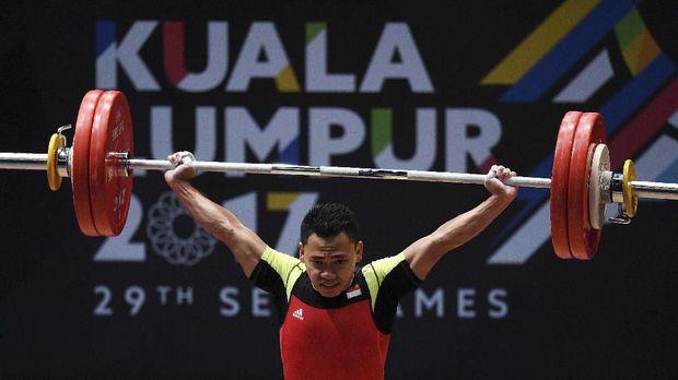 Eko Yuli Irawan ditarget pecahkan rekor pribadi di SEA Games 2019.