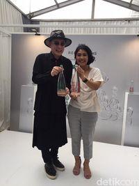 Rinaldy Yuniardi desain botol minum