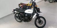 Kawasaki W175 TR.