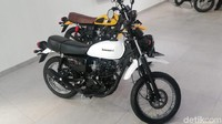 Kawasaki nggak Kaget Yamaha Jual Motor Retro juga di Indonesia