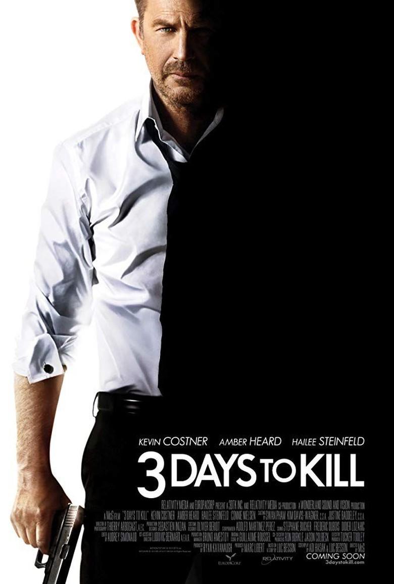 3 Days To Kill, Film Agen Rahasia yang Dibintangi Kevin Costner/Foto: imdb