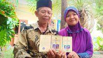 Kakek Radi Nikahi Wanita 42 Tahun Lebih Muda, Mungkin Ini Alasannya