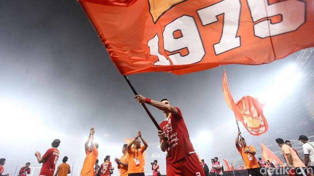 Rayakan HUT ke-91, Persija Oranyekan SUGBK