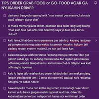 Jangan Asal Ngomel! Ikuti Tips Pesan Makanan Via Ojol Ini