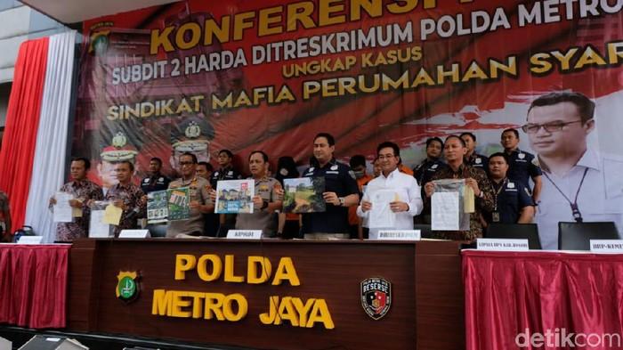 Polisi Bongkar Penipuan Perumahan Syariah Fiktif 270 Orang Jadi