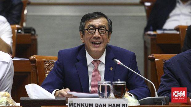 Jokowi Ingatkan Menteri: Kalau Buat Statement Hati-hati