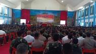 Panglima TNI-Kapolri Ingatkan Jajarannya di Wamena Jaga Soliditas