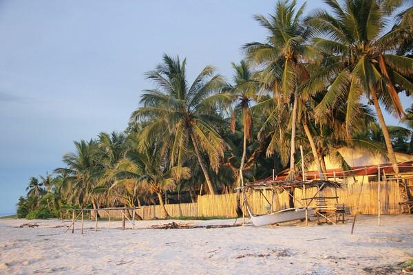 Bantayan Island memiliki luas 1.100 km persegi dengan populasi sekitar 120.447 jiwa di tahun 2015. (thinkstock)