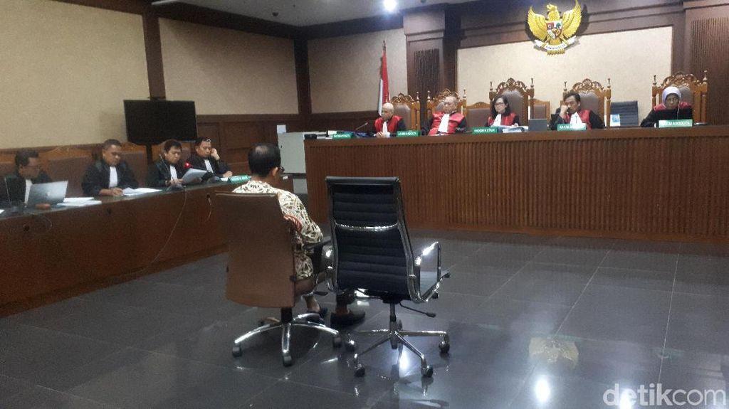 Jaksa KPK Minta Hakim Tolak Eksepsi Wawan