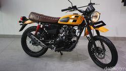 Kawasaki Ogah Suntik Injeksi Motor Retronya