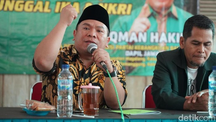 Anggota Komisi III DPR RI, Luqman Hakim