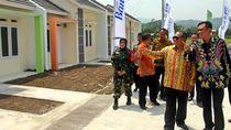 Akad Massal Rumah Subsidi di Bogor
