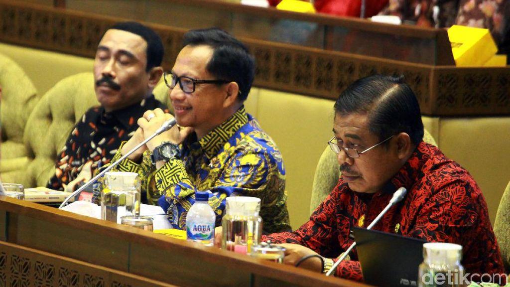 Soal SKT FPI, Mendagri Tito Soroti AD/ART dan Khilafah Islamiyah