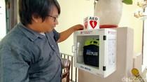 Fasilitas Publik di Surabaya Kini Dilengkapi dengan Alat Pacu Jantung