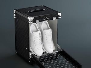 Louis Vuitton Rilis Kotak Penyimpan Sneakers Mewah dari Kulit