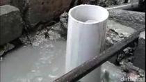 Pengeboran Sumur di Lamongan Keluarkan Gas, Pemilik Sempat Pingsan