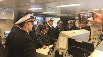 Prabowo Bertemu Menhan Turki dan Tengok Kapal Selam