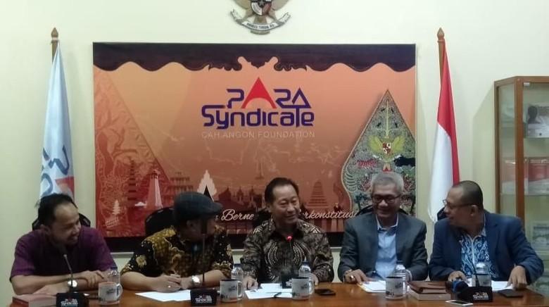 Cegah Korupsi, ICW Minta Jokowi Jadikan Reformasi Parpol Agenda Prioritas