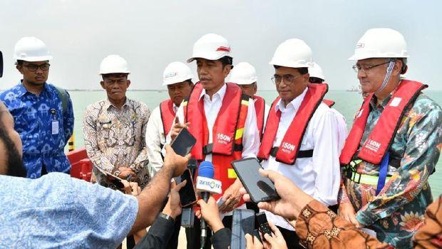Hati-hati, Jawa Terancam Oversupply Terminal Kontainer