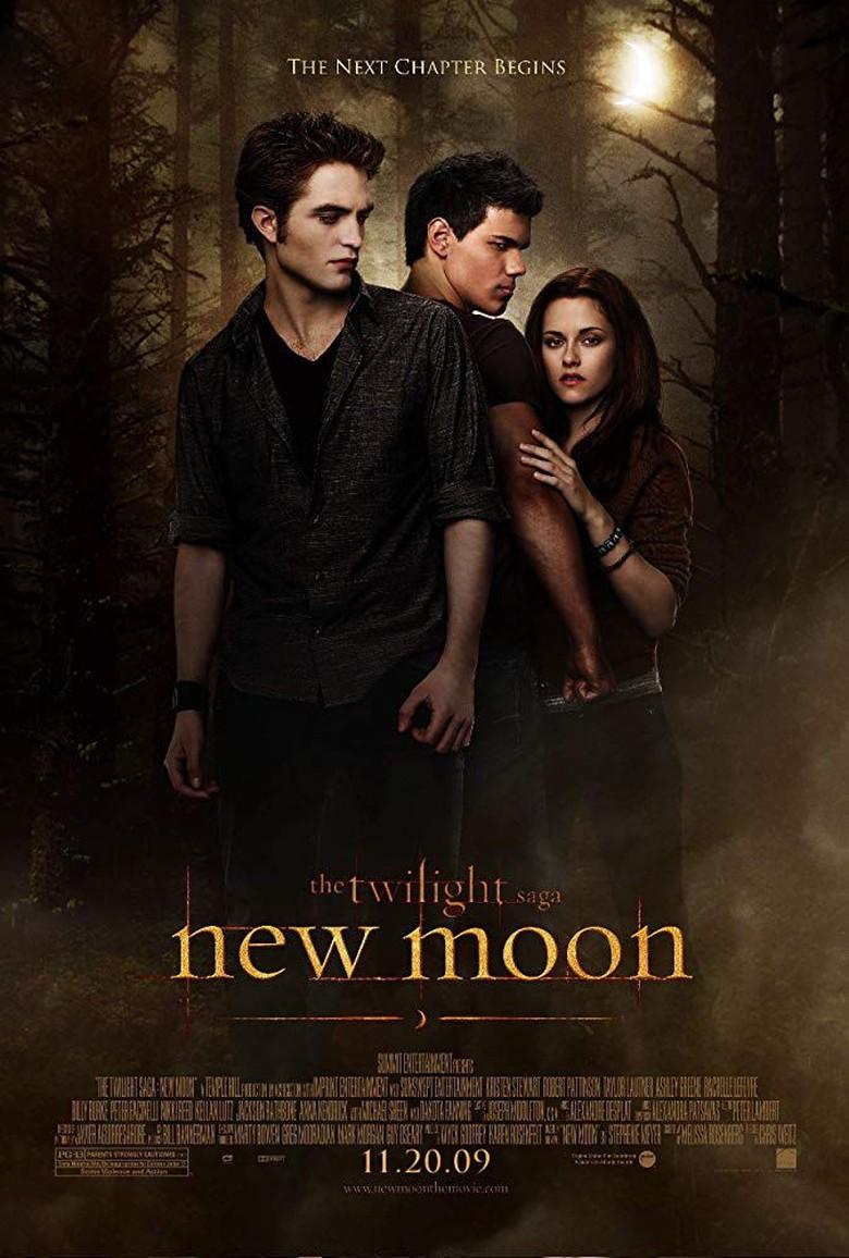 Film The Twilight Saga: New Moon, Kisah Cinta Manusia, Vampir, dan Serigala/Foto: imdb