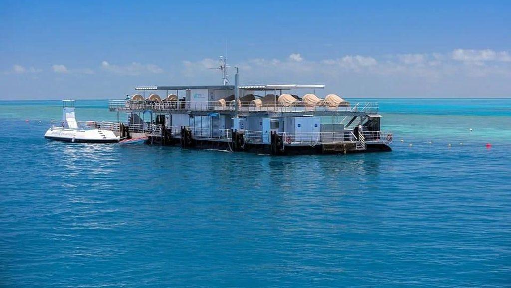 Potret Penginapan Underwater di Australia