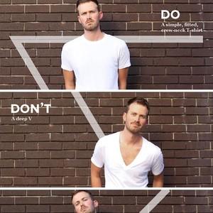 6 Foto Ilustrasi Aturan Berpakaian Pria Ini Bikin Ngakak