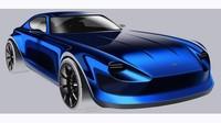 Kabarnya Nissan tengah menguji model terbaru dari 370Z, dan desain ini bisa menjadi masukan untuk generasi terbaru Fairlady nih. Foto: Pool (Instagram/Autoevolution)