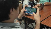 Serunya Latihan Mobile Legends Bareng Profesional