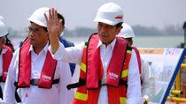 Tinjau Proyek Patimban, Jokowi: Akan Jadi Pelabuhan Besar di 2027