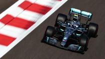 Bottas Tercepat di FP1 GP Abu Dhabi, Vettel Crash