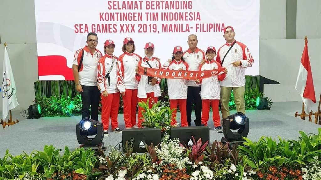 Skateboard Indonesia Incar Dua Emas di SEA Games 2019