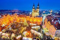 12 Pasar Dunia untuk Menikmati Liburan Natal yang Meriah