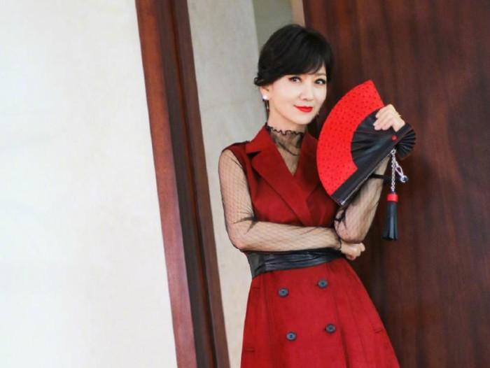 Angie Chiu, pemain Siluman Ular Putih. Foto: dok. Ist