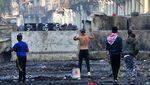 Bentrok di Irak Kian Membara, 27 Orang Tewas