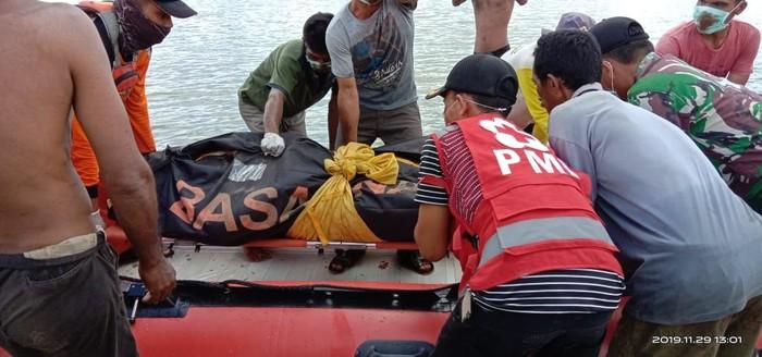 Foto: Ranger konservasi yang hilang ditemukan tewas (dok. SAR)