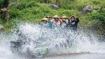 New Normal, Naik Mobil Jip di Lava Tour Bakal Dibatasi