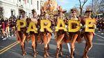 Potret Kemeriahan Parade Thanksgiving di Pusat Kota New York