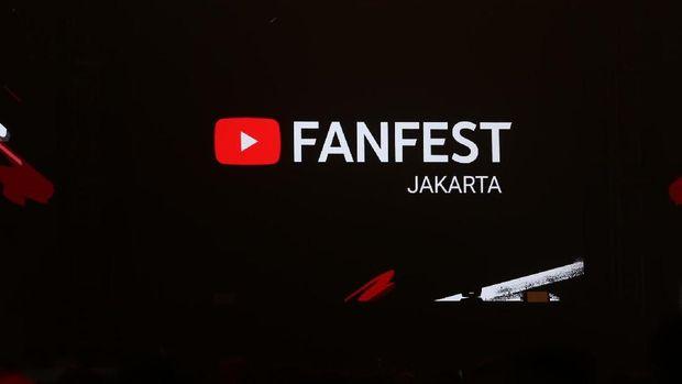 NOAH Bikin Histeris Panggung YouTube Fanfest 2019