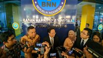 Usai Temui Kepala BNN, Sekjen NNCC China Cerita soal Sabu Kemasan Teh