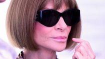 Bos Vogue Anna Wintour Serukan Pakai Baju Bekas Demi Kurangi Limbah