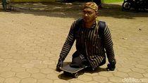 Hari Difabel Internasional, Menengok Semangat Guru Ber-skateboard di Batang