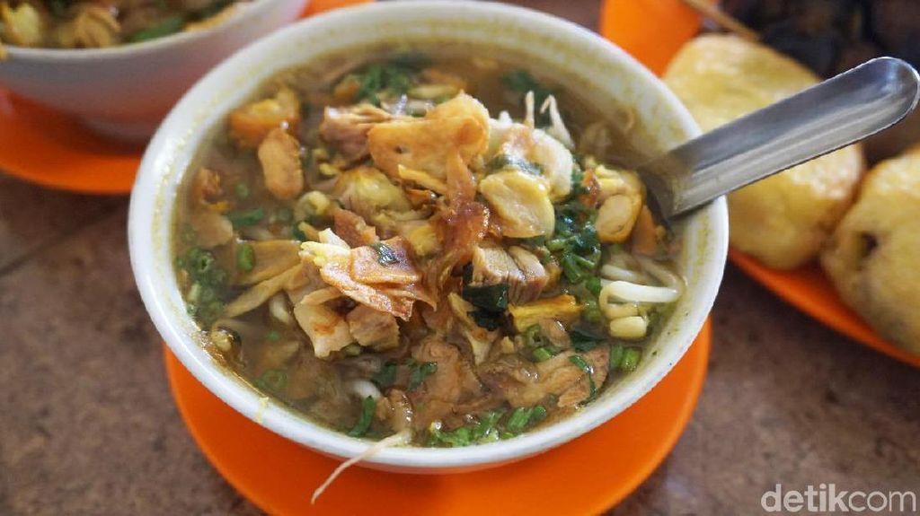 Makan Enak Soto Ayam Kampung Pikulan Tradisional Gaya Kudus