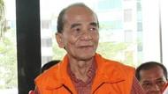 Mantan Gubernur Riau Annas Maamun Bebas