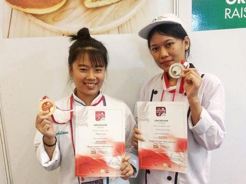 Perhotelan UMN Borong Lima Medali Kompetisi Kuliner La Cuisine 2019