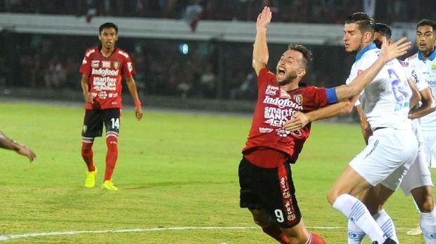 Peluang Bali United juara makin terbuka usai kalahkan Persib.